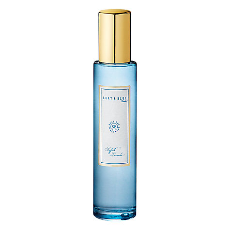 Buy Shay & Blue Suffolk Lavender Natural Fragrance Spray, 30ml Online at johnlewis.com