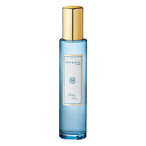 Buy Shay & Blue Sicilian Limes Natural Fragrance Spray, 30ml Online at johnlewis.com