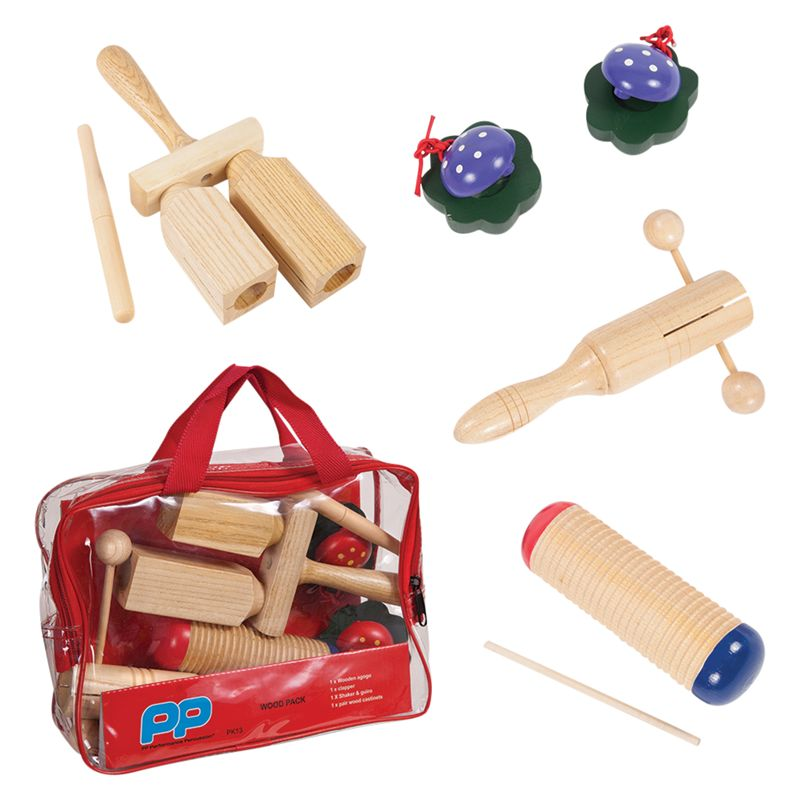 Performance Percussion Performance Percussion Wood Pack