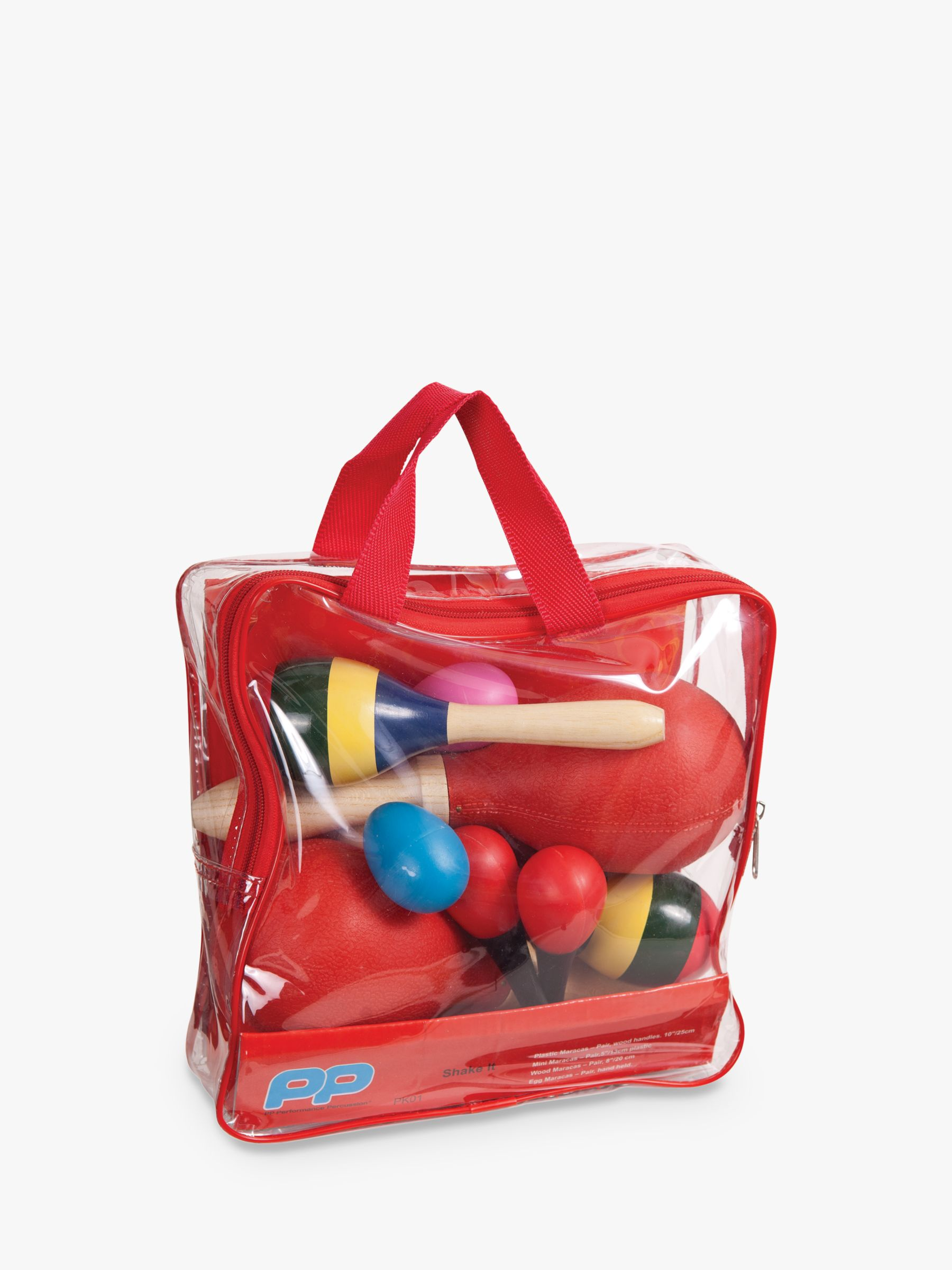 Performance Percussion Performance Percussion Shake It Musical Instruments Pack