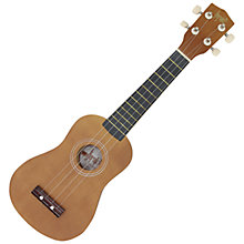 Buy Herald Starter Ukulele, Natural Online at johnlewis.com
