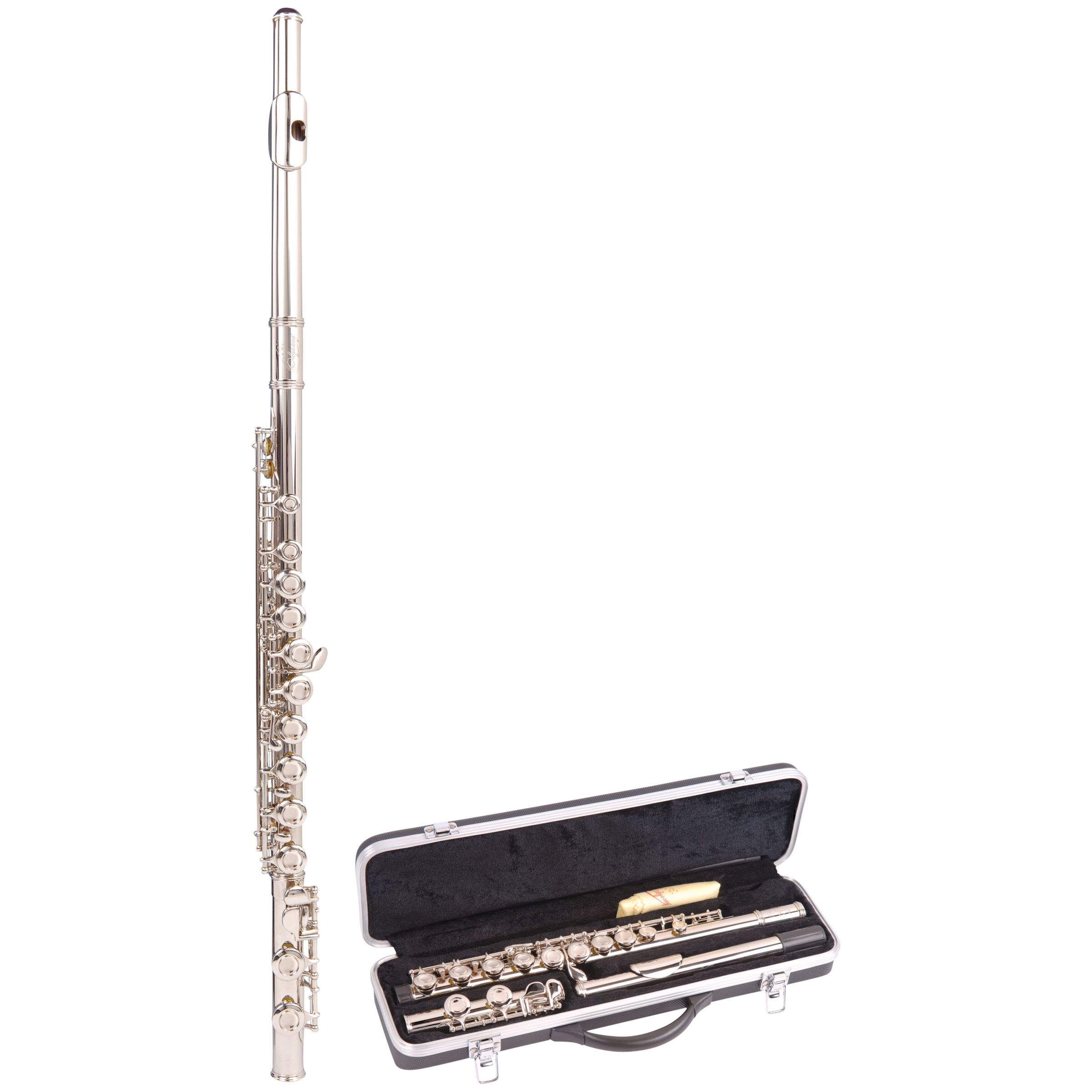 Odyssey Odyssey Debut Flute with Case, Silver