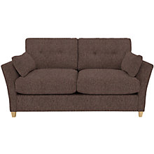 Buy John Lewis Chopin Medium Sofa Bed with Memory Foam Mattress, Stanton Blackberry Online at johnlewis.com