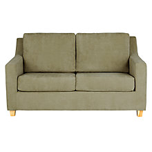Buy John Lewis Bizet Small Sofa Bed with Memory Foam Mattress, Grace Oyster Online at johnlewis.com