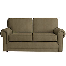 Buy John Lewis Elgar Small Sofa Bed with Open Spring Mattress, Senna Mocha Online at johnlewis.com