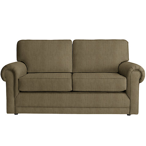 Buy John Lewis Elgar Small Sofa Bed with Pocket Spring Mattress, Senna Mocha Online at johnlewis.com