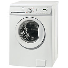 Buy Zanussi ZWH7142J Washing Machine, 7kg Load, A+ Energy Rating, 1400rpm Spin, White Online at johnlewis.com