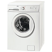 Buy Zanussi ZWN6120L Washing Machine, 8kg Load, A++ Energy Rating, 1200rpm Spin, White Online at johnlewis.com