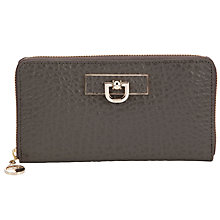 Buy DKNY Town & Country French Grainy Large Zip Around Purse Online at johnlewis.com