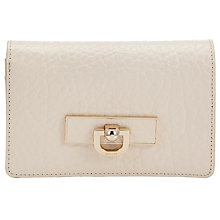 Buy DKNY French Grain Small Carryall Purse, Ivory Online at johnlewis.com