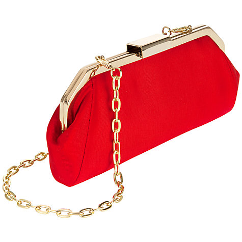 Buy Ted Baker Retro Square Clutch Handbag Online at johnlewis.com