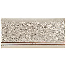 Buy Ted Baker Elonka Metal Bar Purse Online at johnlewis.com