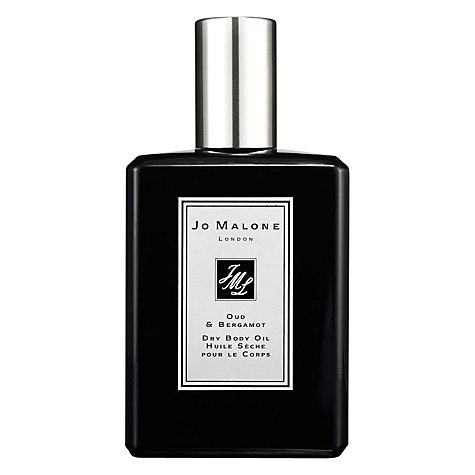 Buy Jo Malone London Cologne Intense Oud & Bergamot Dry Body Oil, 100ml Online at johnlewis.com