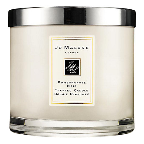 Buy Jo Malone Candle Deluxe Pomegranate, 600g Online at johnlewis.com