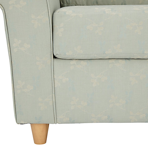 Buy John Lewis Gershwin Large Sofa Bed with Open Sprung Mattress, Freya Eau de Nil Online at johnlewis.com