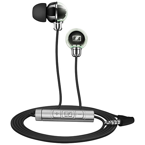 Buy Sennheiser CX 890i In-Ear Headphones with Microphone Online at johnlewis.com