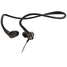 Buy Sennheiser PCX 95 In-Ear Sport Neckband Headphones, Black Online at johnlewis.com