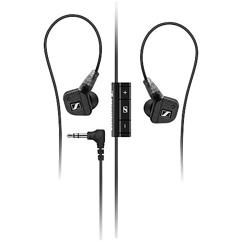 Buy Sennheiser IE8i In-Ear Headphones with Mic/Remote Online at johnlewis.com