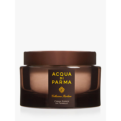 Buy Acqua di Parma Shaving Cream, 125g Online at johnlewis.com
