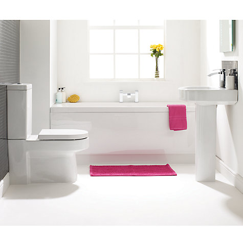 Buy John Lewis Seville Basin and Pedestal Set, 60cm Online at johnlewis.com