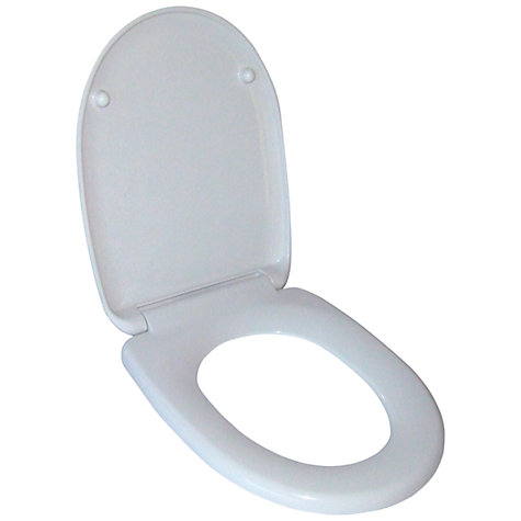 Buy John Lewis Lyon Back to Wall Toilet Set Online at johnlewis.com