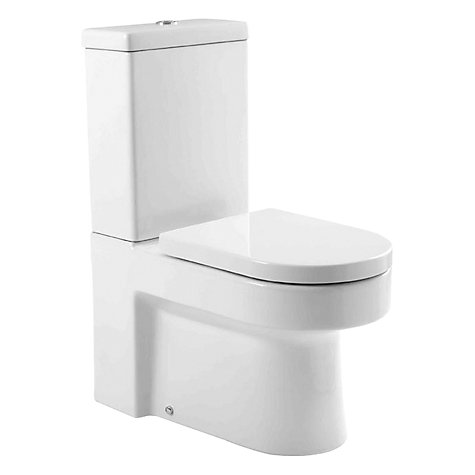 Buy John Lewis Seville Close Coupled Toilet Set Online at johnlewis.com