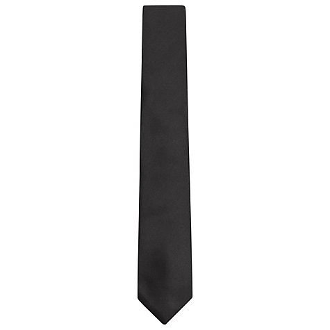 Buy Reiss Brooker Plain Silk Tie Online at johnlewis.com