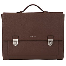 Buy Reiss April Medium Satchel Briefcase Online at johnlewis.com