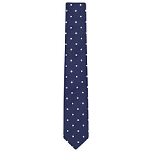 Buy Reiss Frankie Polka Dot Wool Tie Online at johnlewis.com