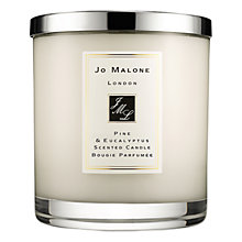 Buy Jo Malone™ Pine and Eucalyptus Luxury Christmas Candle, 2.5kg Online at johnlewis.com