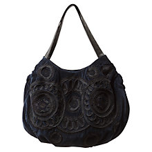 Buy East Cornelli Velvet Bag Online at johnlewis.com