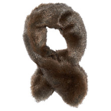 Buy Phase Eight Faux Fur Collar, Mink Online at johnlewis.com