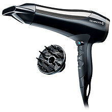 Buy Remington D5020 Pro Ionic Ultra Hair Dryer Online at johnlewis.com