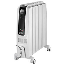 Buy De'Longhi Dragon 4 TRD4 1025E 2.5kW Oil-Filled Radiator Online at johnlewis.com