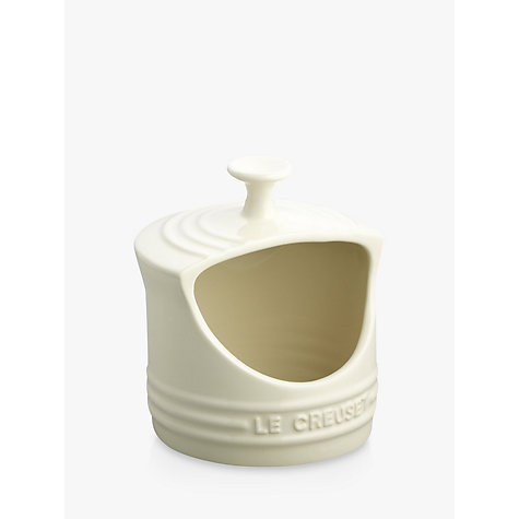 Buy Le Creuset Salt Pig, Volcanic Online at johnlewis.com