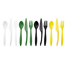 Buy House by John Lewis 3 Piece Cutlery, 4 Sets Online at johnlewis.com