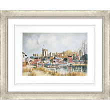Buy Jeremy King - Windsor Castle Limited Edition Framed Lithograph, 93 x 73cm Online at johnlewis.com