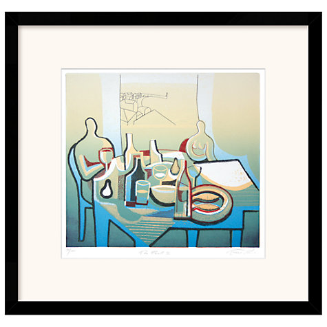 Buy Trevor Price - The Feast Limited Edition Framed Etchings, 68 x 70cm Online at johnlewis.com