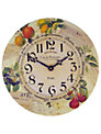 Lascelles Fruits Wall Clock, Dia.36cm