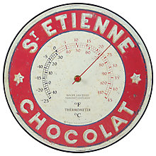 Buy Lascelles St Etienne Wall Thermometer, Dia.25.5cm Online at johnlewis.com