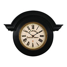 Buy Lascelles Chateau Style Wall Clock, Dia.63cm Online at johnlewis.com