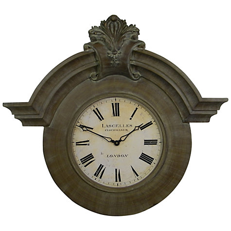 Buy Lascelles Large Decorative Wall Clock, 90cm Online at johnlewis.com