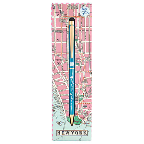 Buy Wild & Wolf Metropolitian New York Ballpoint and Touchscreen Pen Online at johnlewis.com