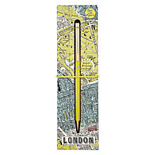 Buy Wild and Wolf Metropolitian London Calling Ballpoint and Touchscreen Pen Online at johnlewis.com