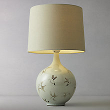 Buy John Lewis Bird Ceramic Table Lamp Online at johnlewis.com