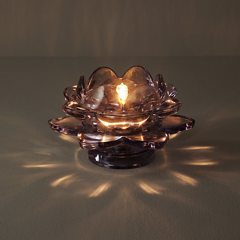 Buy John Lewis Waterlily Decorative Table Lamp Online at johnlewis.com