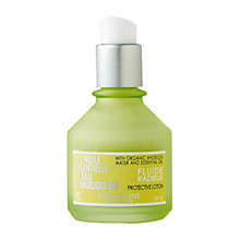 Buy L'Occitane Angelica Protect Lotion SPF 15, 30ml Online at johnlewis.com