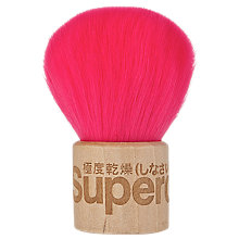 Buy Superdry Kabuki Brush, Pink Online at johnlewis.com
