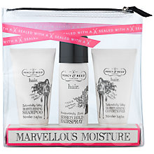 Buy Percy & Reed Marvellous Moisture Mini Travel Set Online at johnlewis.com