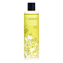 Buy Cowshed Grumpy Cow Volumising Conditioner, 300ml Online at johnlewis.com
